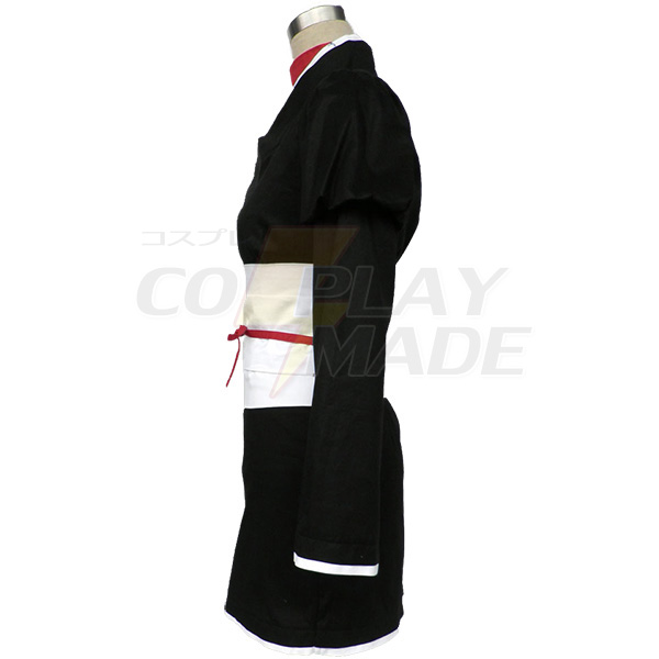 Bleach Kurotsuchi Nemu Cosplay Costume