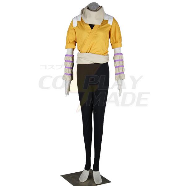 Costumi Bleach Shihouin Yoruichi Cosplay Halloween