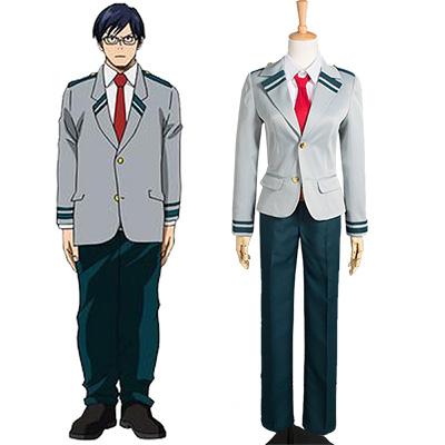 Costume Boku no Hero Academia AsuiTsuyu Yaoyorozu Momo My Hero Academia Cosplay Déguisement