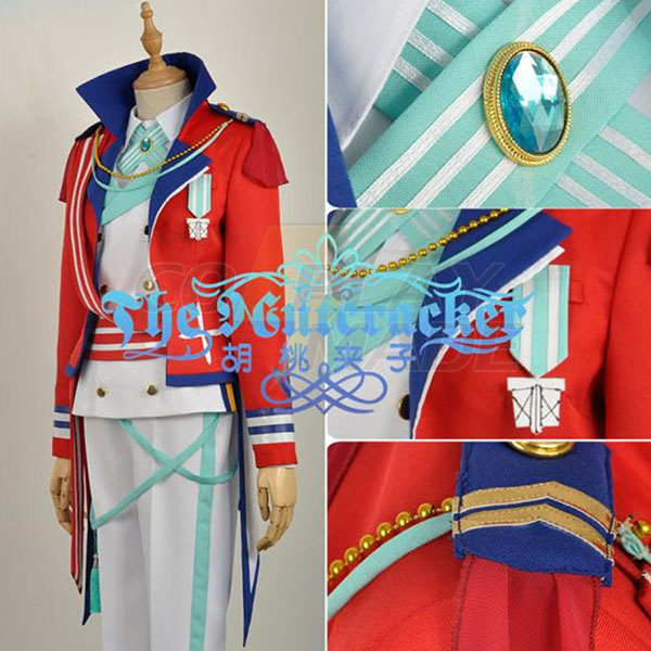 Costumi B-project Aizome Kento Cosplay