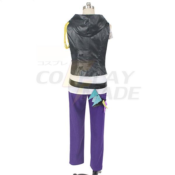 B-project Ashu Yuuta Cosplay Costume