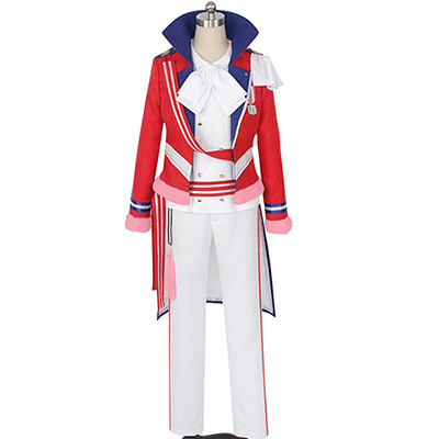 B-project Ashu Yuuta Cosplay Kostuum Stage Performance-kleding