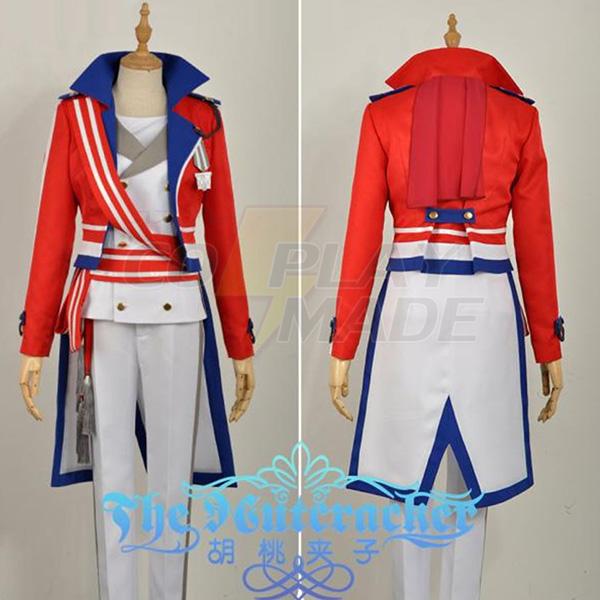 B-project Kaneshiro Goushi Cosplay Kostuum