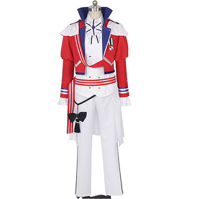 B-project Korekuni Ryuji Cosplay Kostuum Stage Performance-kleding