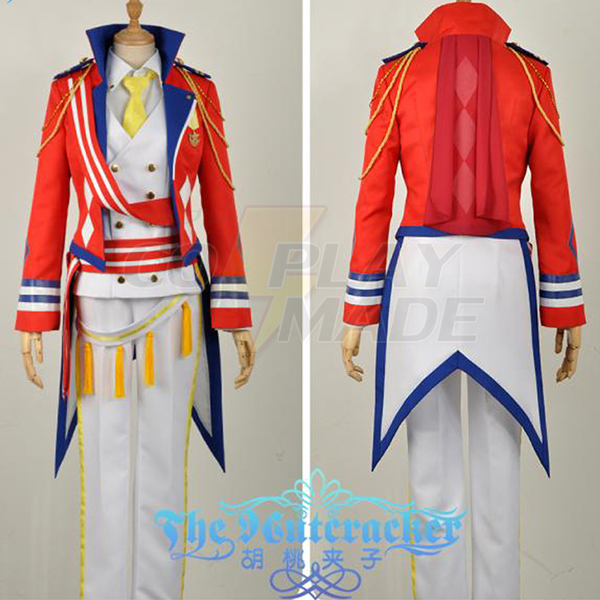 Costumi B-project Sekimura Mikado Cosplay