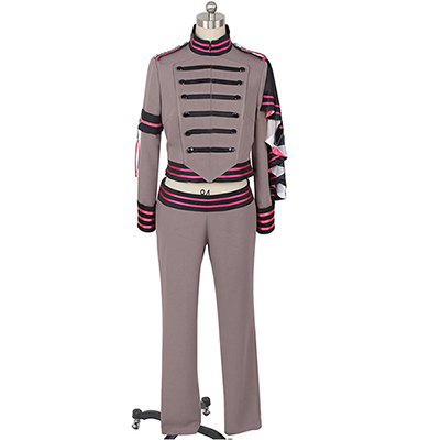B-Project Shingari Miroku Cosplay Costume