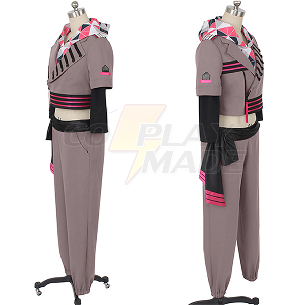 B-project Teramitsu Yuzuki Cosplay Costume Perfect Custom