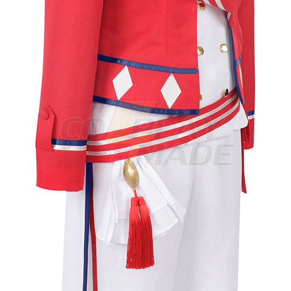 Costumi B-project Wanzai Momotarou Cosplay