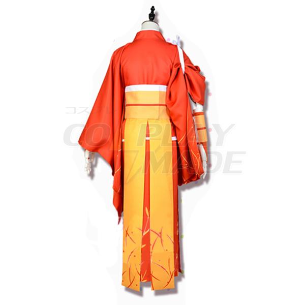 Costumi Bungo Stray Dogs Kyoka Izumi Kimono Cosplay