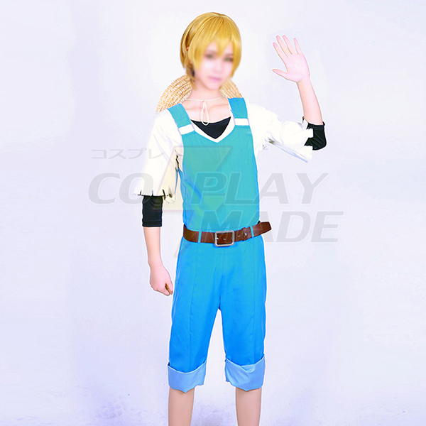 Bungo Stray Dogs Miyazawa Kenji Strap Pants Cosplay Costume