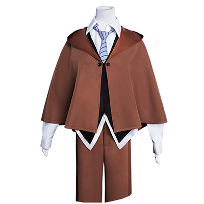 Bungo Stray Dogs Ranpo Edogawa Cosplay Costume
