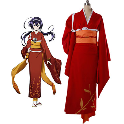 Bungo Stray Dogs Kyouka Izumi Cosplay Costume Custom Made