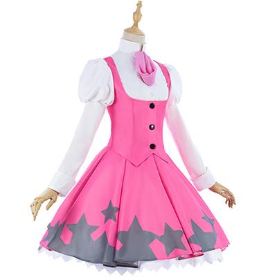 Cardcaptor Sakura Kinomoto Sakura Cosplay Kostume Udklædning