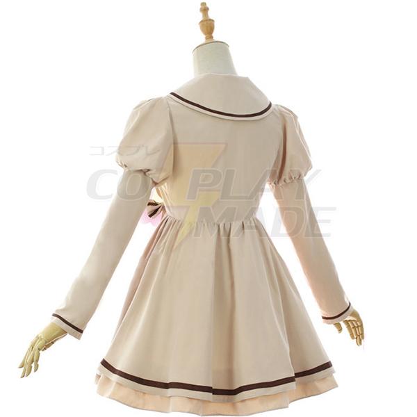 Costumi Cardcaptor Sakura Kinomoto Sakura Date Daily Lolita Vestito Cosplay