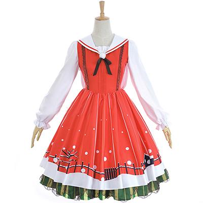 Costume Cardcaptor Sakura Kinomoto Daidouji Tomoyo Cosplay Déguisement