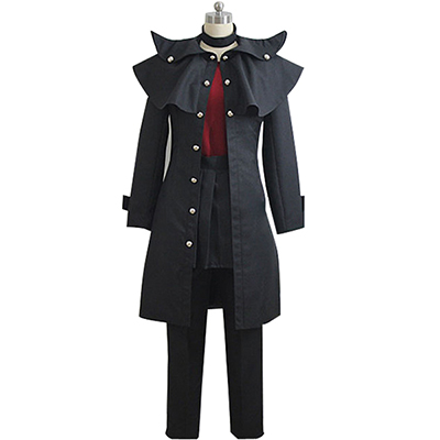 Cardfight!! Vanguard Suzugamori Ren Cosplay Costume