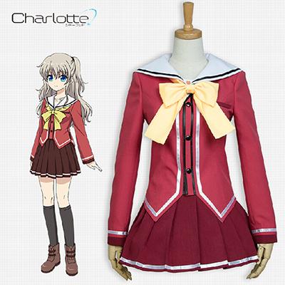 Charlotte Nao Tomori Cosplay Costume