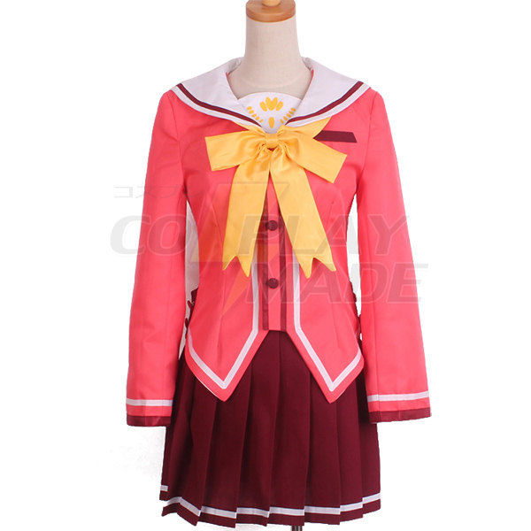 Charlotte Nao Tomori Cosplay Halloween Costume
