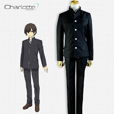Charlotte Yuu Otosaka Cosplay Kostym