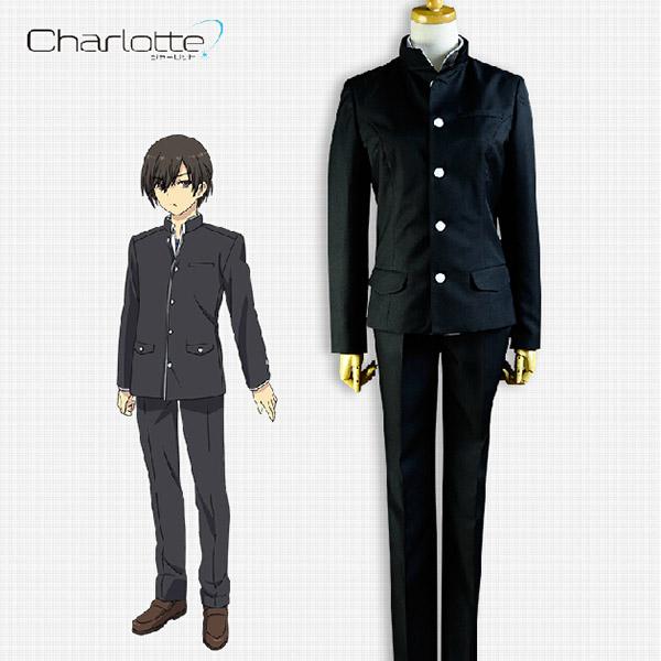 Charlotte Yuu Otosaka Cosplay Costume