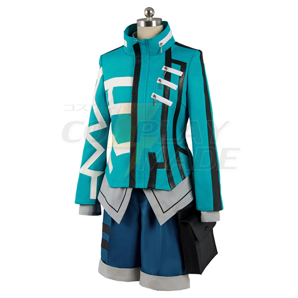 Clockwork Planet Miura Naoto Uniform Cosplay Costume Halloween