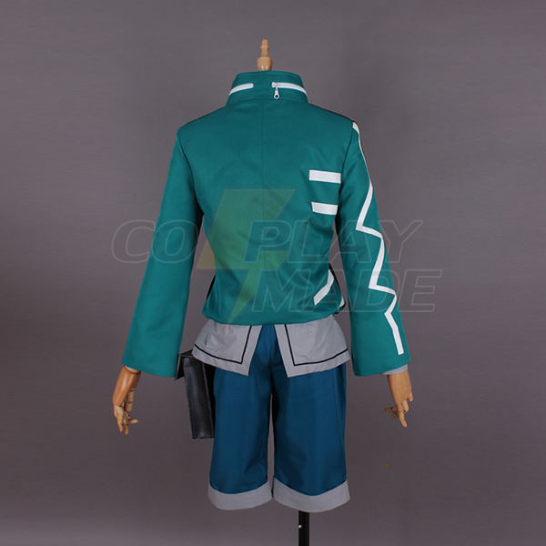 Clockwork Planet Naoto Miura Cosplay Costumes Stage Performence Clothes