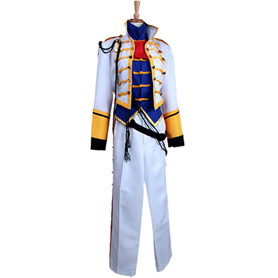 Code Geass Knight of Seven Cosplay Kostym