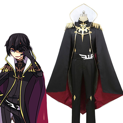 Fantasias de Code Geass Akito the Exiled Julius Kingsley Cosplay