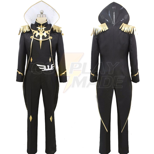 Costumi Code Geass Akito the Exiled Julius Kingsley Cosplay
