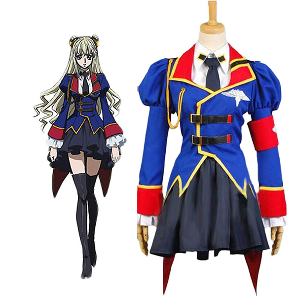 Code Geass Akito the Exiled Reira.Markale Cosplay Costume