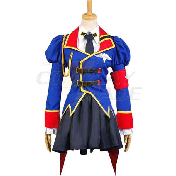 Costumi Code Geass Akito the Exiled Reira.Markale Cosplay
