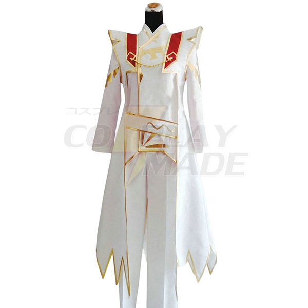 Disfraces Code Geass Akito the Exiled Shin Hyuga Shaing Cosplay