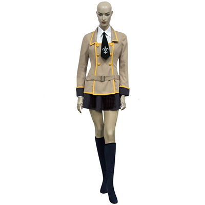 Code Geass Girl School Uniform Cosplay Kostume
