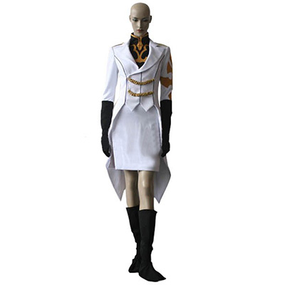 Code Geass Monica Kruszewski Uniform Cosplay Kostume