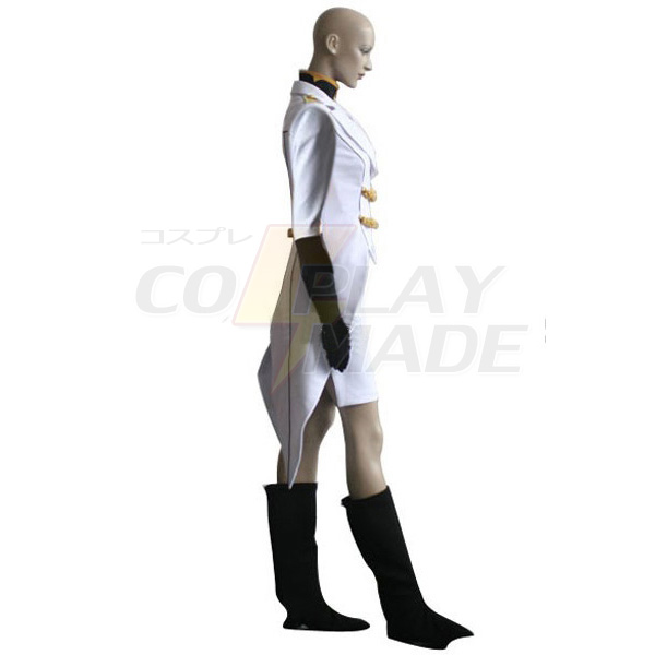 Code Geass Monica Kruszewski Uniform Cosplay Costume