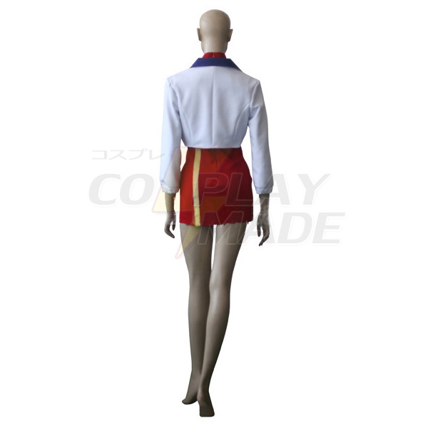 Disfraces Code Geass Villetta Nu Uniforme Cosplay