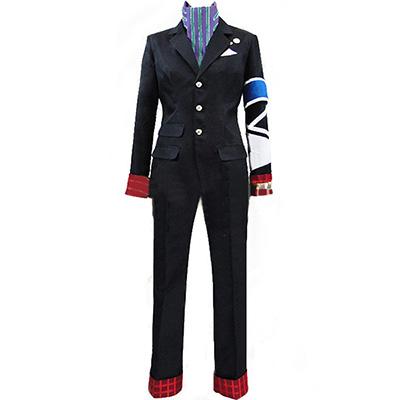 Concrete Revolutio Hitoyoshi Jirou Cosplay Kostym