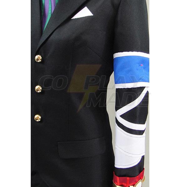 Concrete Revolutio Hitoyoshi Jirou Cosplay Costume