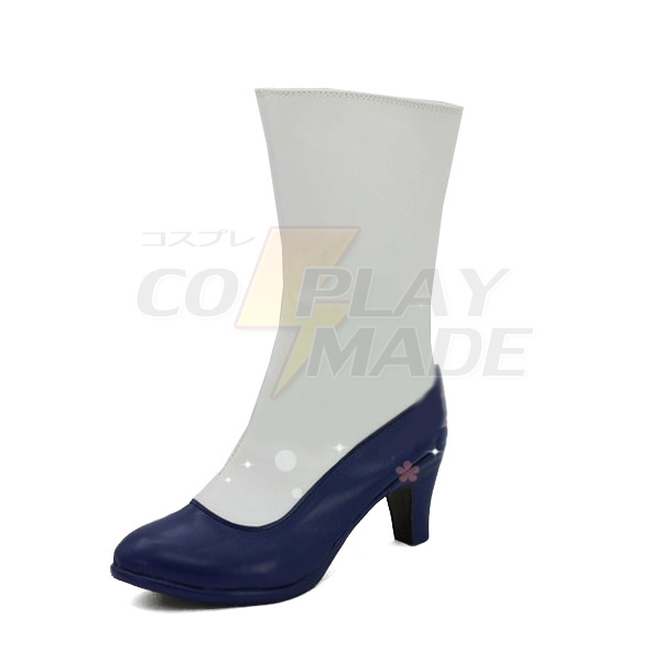 Concrete Revolutio Kikko Hoshino Cosplay Boots Handmade Shoes