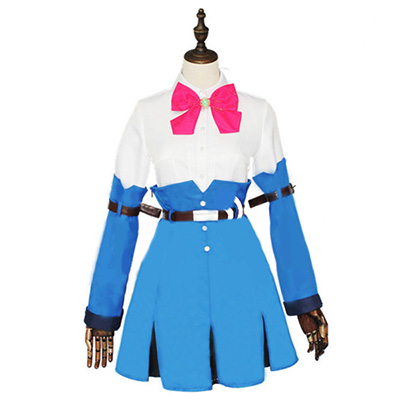 Costume Concrete Revolutio Kikko Hoshino Robes Cosplay Déguisement