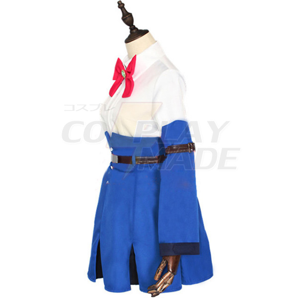 Concrete Revolutio Kikko Hoshino Dress Cosplay Costume