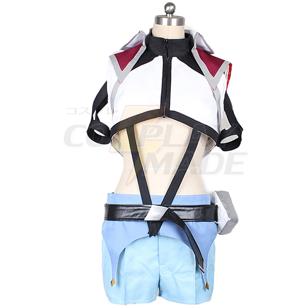 Costumi Cross Ange Chris Cosplay Carnevale
