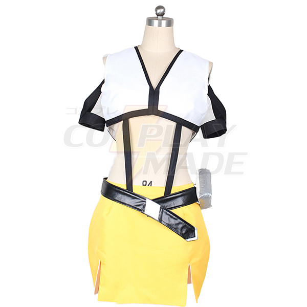 Cross Ange Rosalie Cosplay Costume Tailor Made