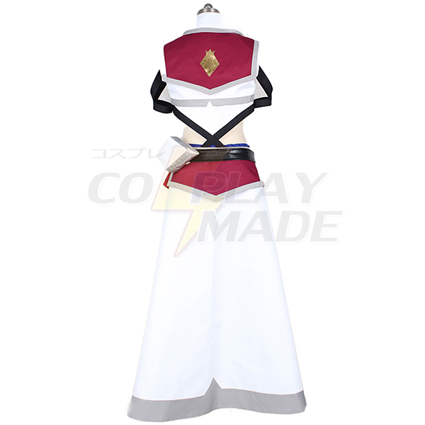 Cross Ange Salia Cosplay Costume Tailor Made