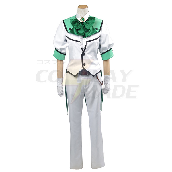 Disfraces Binan Koukou Chikyuu Bouei Bu Love! Battle Lover Epinal Cosplay
