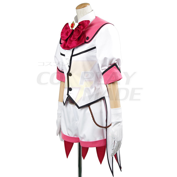 Disfraces Binan Koukou Chikyuu Bouei Bu Love! Battle Lover Scarlet Cosplay