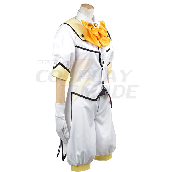 Binan Koukou Chikyuu Bouei Bu Love! Battle Lover Sulphur Cosplay Costume
