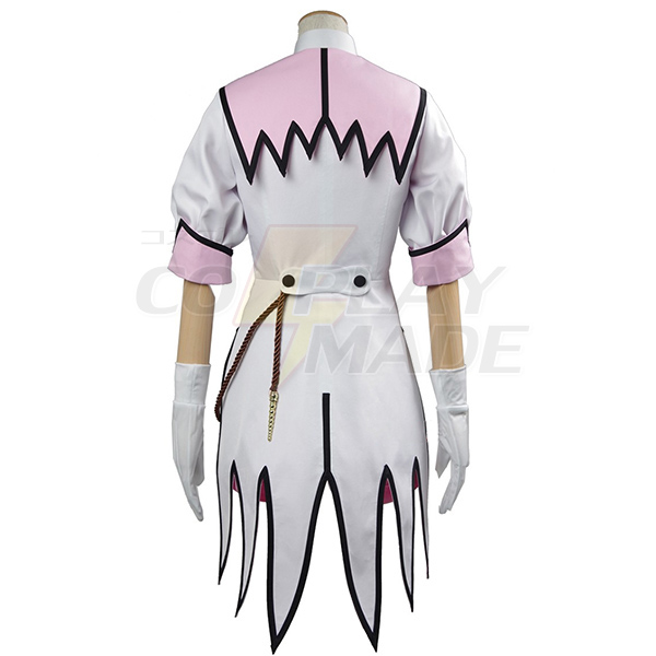 Costumi Binan Koukou Chikyuu Bouei Bu Love! Battle Lover Vesta Cosplay