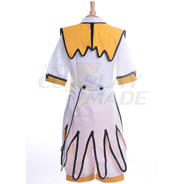 Cute High Earth Defense Club Love! Batlava Sulphur Io Naruko Cosplay Costume