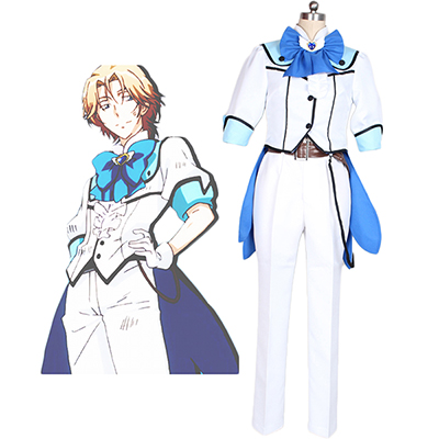 Cute High Earth Defense Club Love! En Yufuin Cosplay Costume